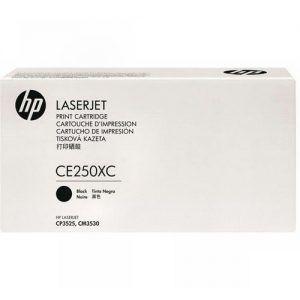 Mực HP 504A laser màu CP3525-3530 CE250X