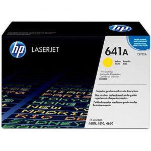 Mực HP 641A laser màu 4600-4650 C9722A