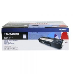 Mực in laser Brother TN-340BK
