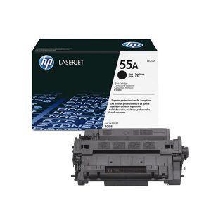Mực in laser HP 55A CE255A