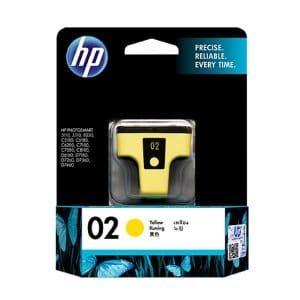 Mực in phun HP 02 Yellow C8773WA