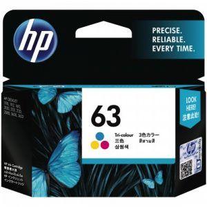 Mực in phun HP 63 Color F6U61AA