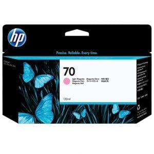 Mực in phun HP 70 Light Magenta C9455A