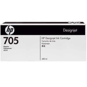 Mực in phun HP 705 Magenta CD961A