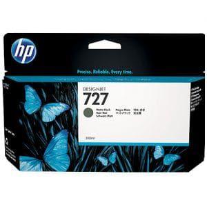 Mực in phun HP 727 Matte Black C1Q12A