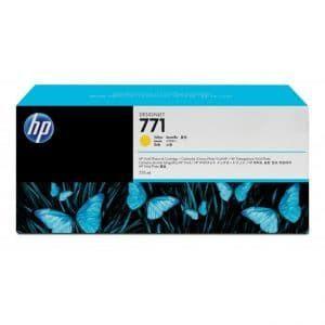 Mực in phun HP 771 Yellow CE040A