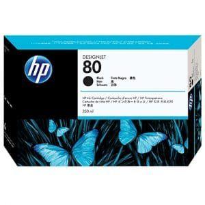 Mực in phun HP 80 Black C4871A