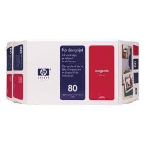 Mực in phun HP 80 Magenta C4892A