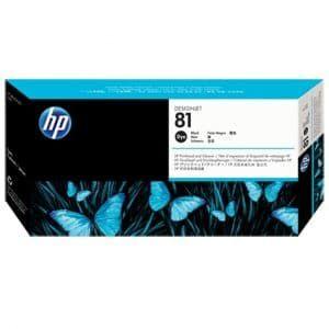 Mực in phun HP 81 Black C4950A