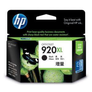 Mực in phun HP 920XL Black CD975AA