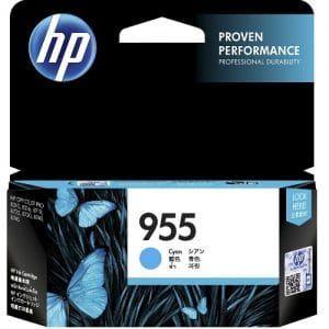 Mực in phun HP 955A Cyan L0S51AA