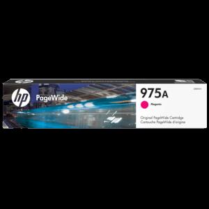 Mực in phun HP 975A Magenta L0R91AA