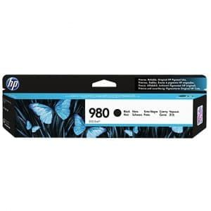 Mực in phun HP 980 Black D8J10A