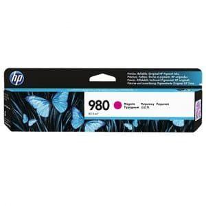 Mực in phun HP 980 Magenta D8J08A