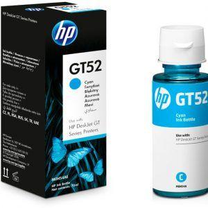 Mực in phun HP GT52A Cyan M0H54AA