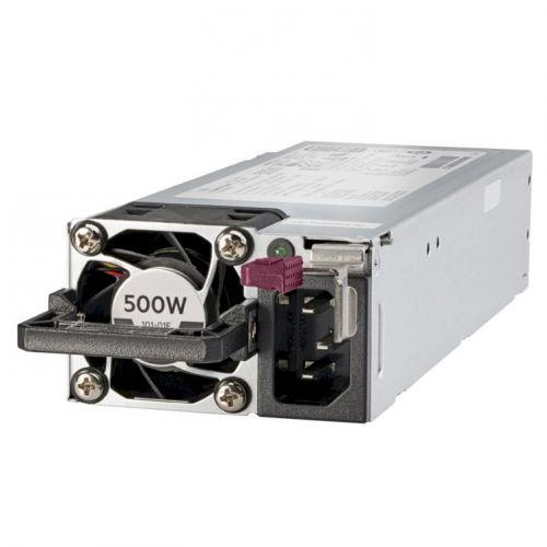 Nguồn HPE 500W Flex Slot Platinum Hot Plug Low Halogen