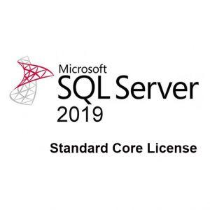 Microsoft SQL Server Standard Core 2019 7NQ-01564