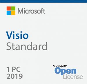 Microsoft Visio Pro 2019 D86-05868