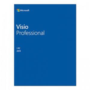 Microsoft Visio Pro 2019 D87-07425