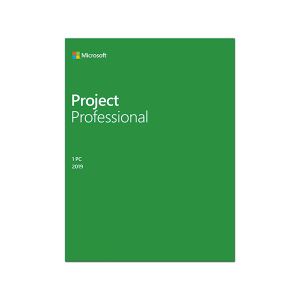 Microsoft Project Pro 2019 H30-05756