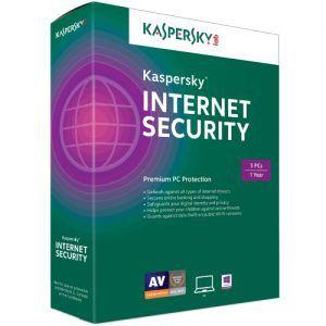 Kaspersky Internet Security 3PC 2020