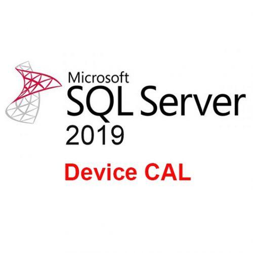 Microsoft SQL Server CAL 2019 359-06865