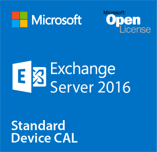 Phần Mềm Microsoft Exchange Standard CAL 2016 381-04491
