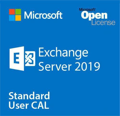 Phần Mềm Microsoft Exchange Standard CAL 2019 381-04492
