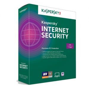 Kaspersky Internet Security 1PC