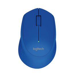 Mouse Logitech Wireless M331 Blue