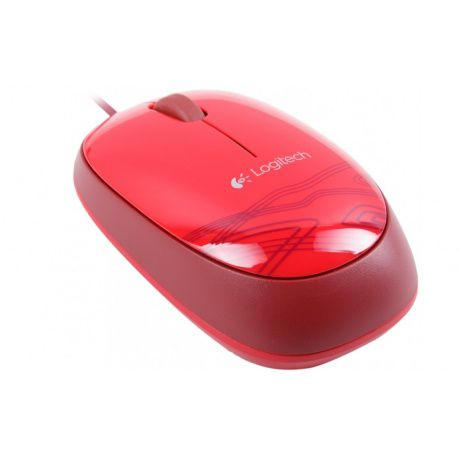 Mouse Logitech M105 - Đỏ
