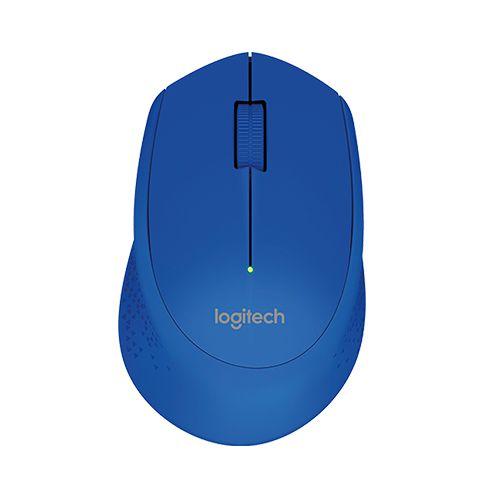 Mouse Logitech Wireless M331 Blue