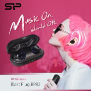 Earphone Bluetooth BP82 SP