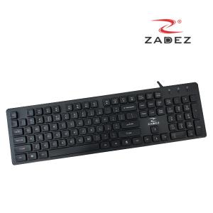 Bàn phím có dây Zadez ZK-121 (new)