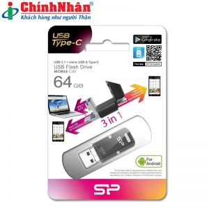 Silicon Power Mobile C50 64GB