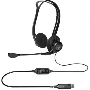 Head Phone Logitech H370