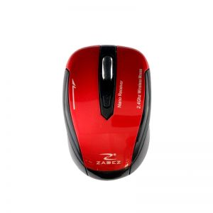 Chuột không dây ZADEZ M323 - Đỏ
