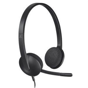 Head Phone Logitech H340