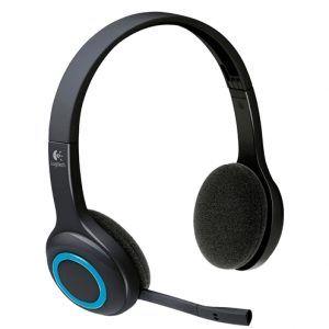 Head Phone Logitech Wireless H600
