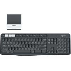 Keyboard Logitech K375