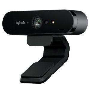 Logitech Webcam BRIO 4K Ultra HD