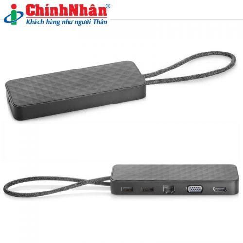 Bộ Kết Nối Vi Tính HP USB-C Mini Dock 1PM64AA#UUF