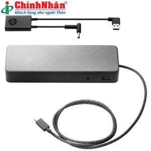 Bộ Kết Nối Vi Tính HP USB-C Universal Dock 2UF95AA#UUF