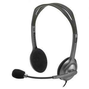 Head Phone Logitech H111