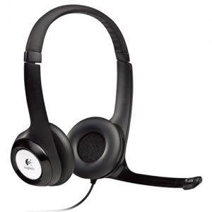 Head Phone Logitech H390