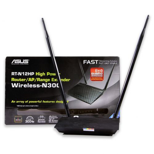 Router Wifi ASUS RT-N12HP