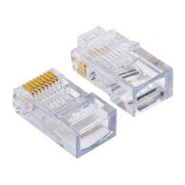 Đầu bấm dây mạng Cat.5e UTP 8P8C Plug