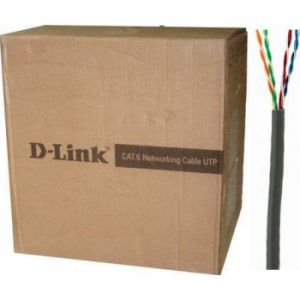 Cable D-LINK Cat.6 UTP