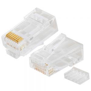 Đầu bấm dây mạng Cat.6 UTP 8P8C Plug