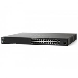 Switch Cisco SF350-24MP 24-port